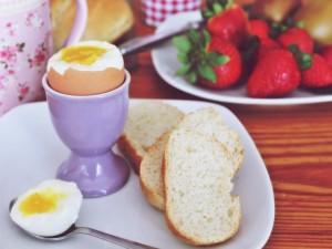 como cocer huevos la dehesa